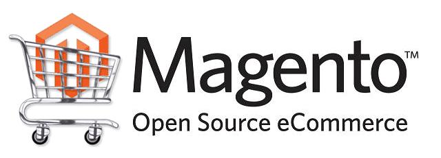 Magento open source webshop