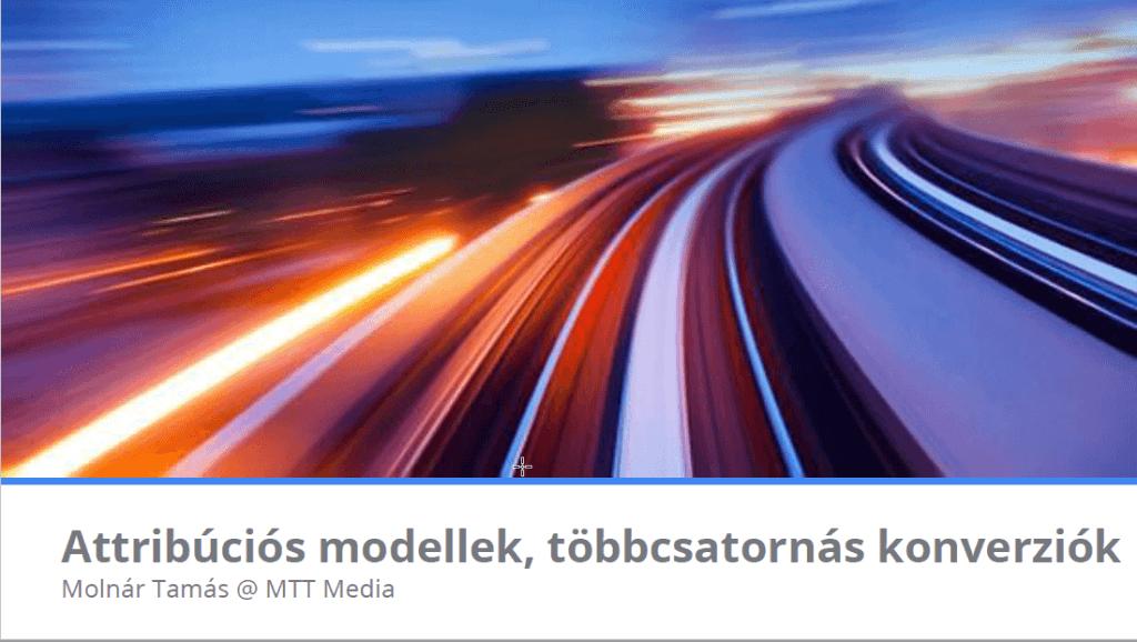 MTT Média: Molnár Tamás prezi