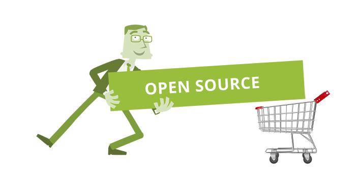 Open source webshop rendszerek