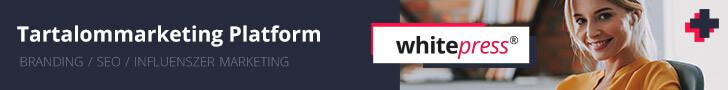 WhitePress Tartalom Terjesztési Platform